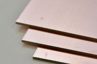 FR4 Copper Clad Laminate for PCB manufacturing or Dummy Laminate / First Article